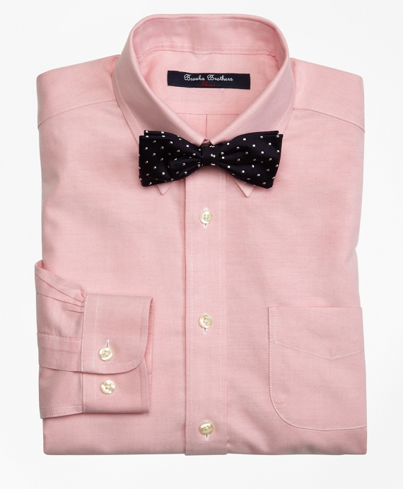 Non-Iron Supima® Oxford Button-Down Dress Shirt Pink