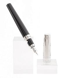 Limited Edition Tie Clip Fountain Pen