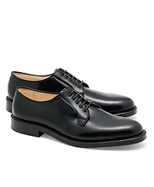 Cordovan Leather Bluchers