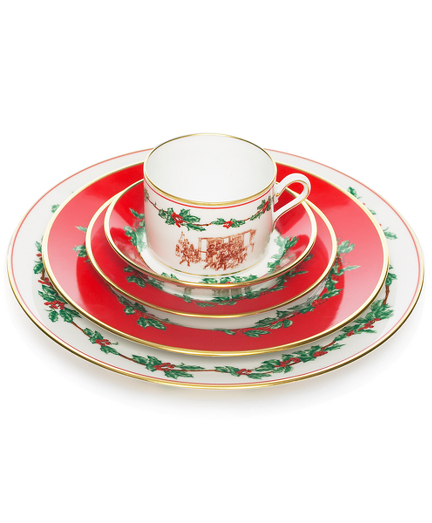 BB Holiday China by Richard Ginori - 5-Piece Place Setting