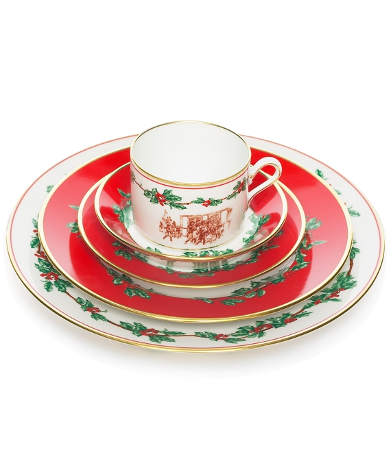 BB Holiday China by Richard Ginori - 5-Piece Place Setting As Shown