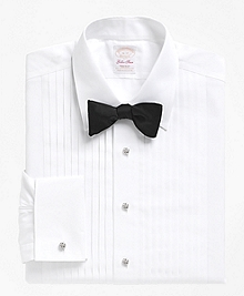 Non-Iron Madison Fit Golden Fleece® Tuxedo Shirt
