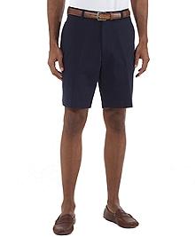 Plain-Front Advantage Shorts