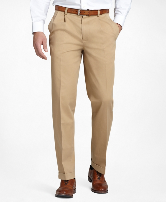 Thompson Advantage Chinos® British Tan