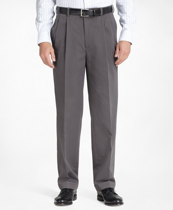 Thompson Advantage Chinos® Dark Grey