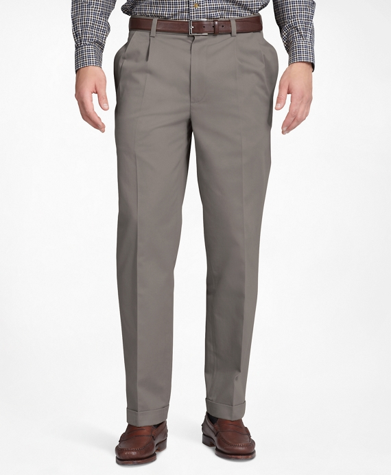 Thompson Advantage Chinos® Dark Taupe