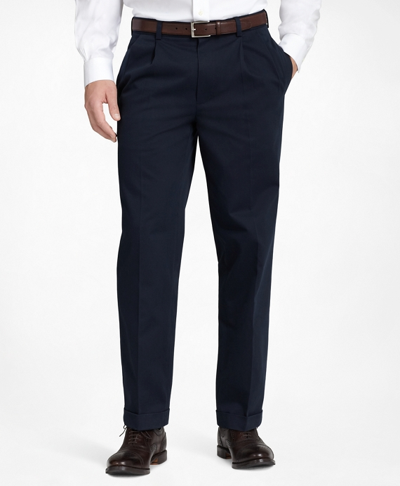 Thompson Advantage Chinos® Navy