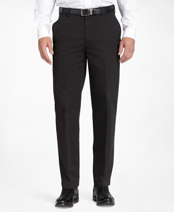 Hudson Advantage Chinos® Black