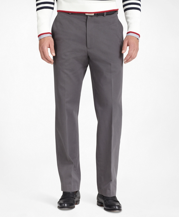 Hudson Advantage Chinos® Dark Grey