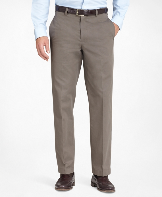 Hudson Advantage Chinos® Dark Taupe