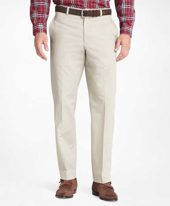 Hudson Advantage Chinos® Khaki