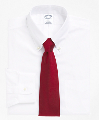 Non-Iron Regent Fit Button-Down Collar Dress Shirt