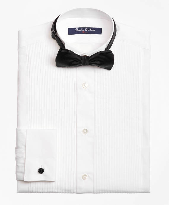 Tuxedo Dress Shirt White