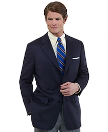Three-Button Cashmere Sport Coat