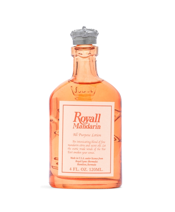 Royall Mandarin 4 oz. Lotion Eau De Toilette As Shown