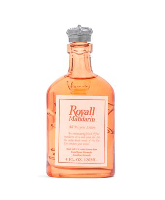 Royall Mandarin 4 oz. Lotion Eau De Toilette
