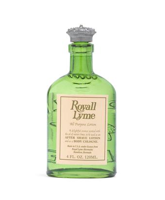 Royall Lyme 4 oz. Lotion Eau De Toilette