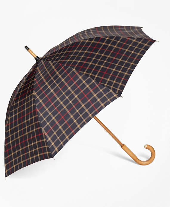 Tattersall Umbrella Navy