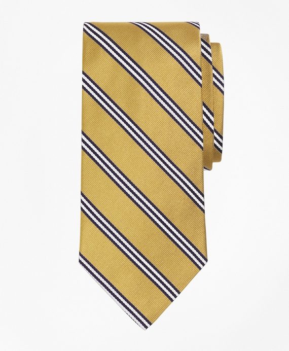 Mini BB#1 Repp Tie Gold