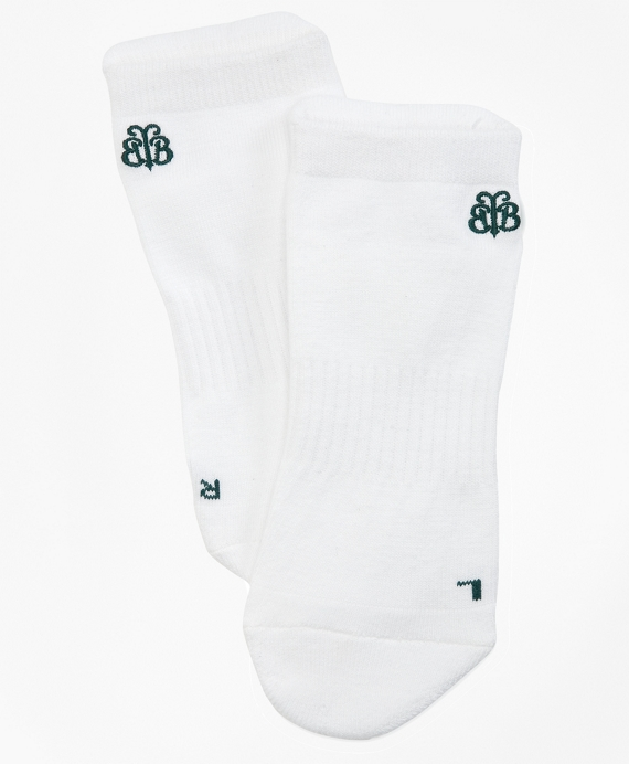 Country Club Cross Trainer Socks White