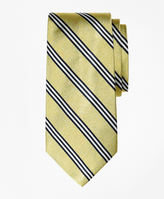 BB#1 Stripe Tie Gold