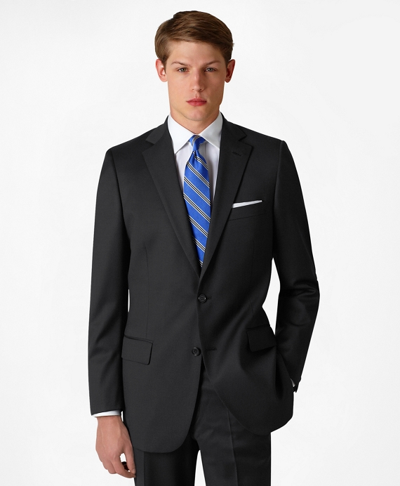 Fitzgerald Fit Two-Button 1818 Suit Grey