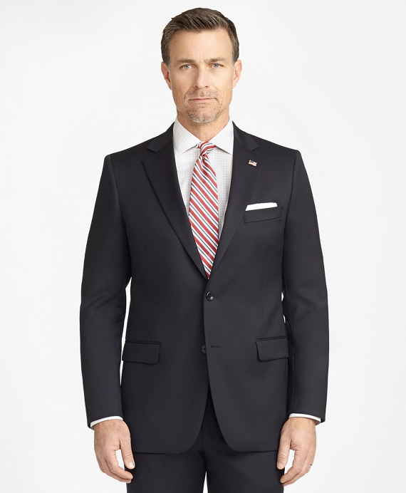 Fitzgerald Fit Two-Button 1818 Suit Navy