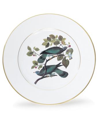 Audubon Dessert Platter