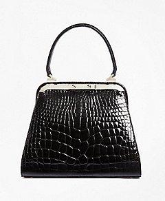 Brooks Brothers | Holiday | Women | Alligator Handbag