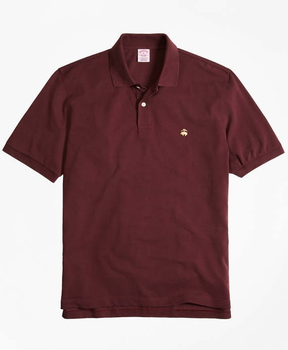 Golden Fleece® Original Fit Performance Polo Shirt - Basic Colors Burgundy
