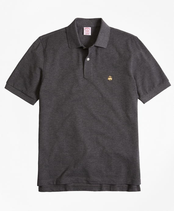 Golden Fleece® Original Fit Performance Polo Shirt - Basic Colors Charcoal