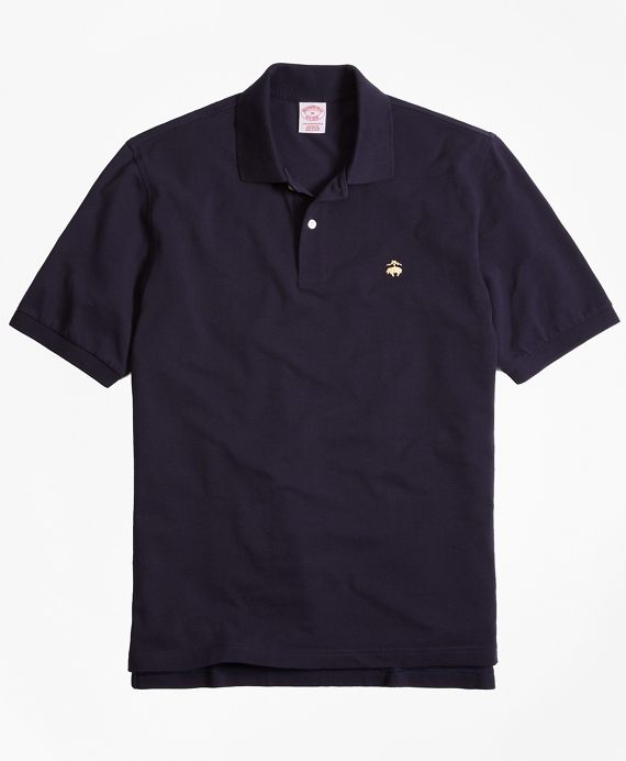 Golden Fleece® Original Fit Performance Polo Shirt - Basic Colors Navy