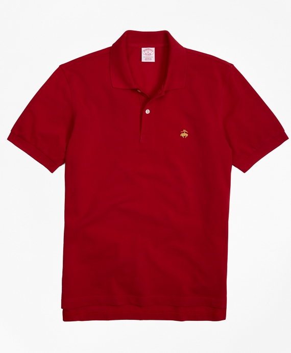 Golden Fleece® Original Fit Performance Polo Shirt - Basic Colors Red