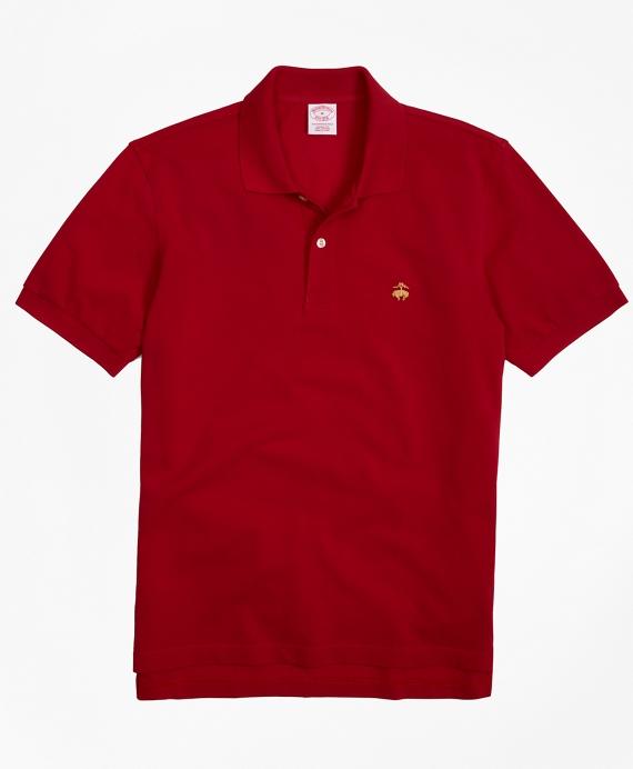 Golden Fleece® Original Fit Performance Polo Shirt - Basic Colors Red