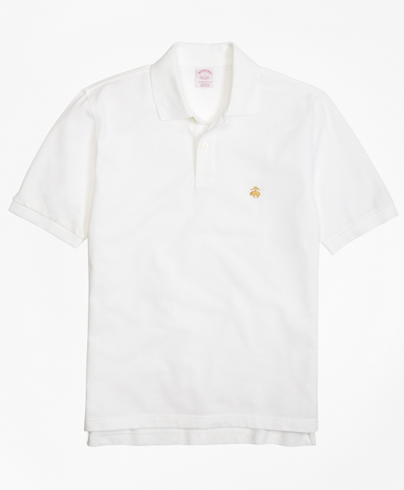 Golden Fleece® Original Fit Performance Polo Shirt - Basic Colors White