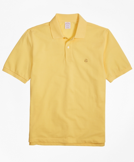 Golden Fleece® Original Fit Performance Polo Shirt - Basic Colors Yellow