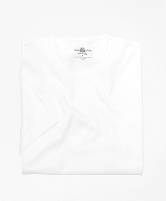Country Club Mercerized Cotton Crewneck