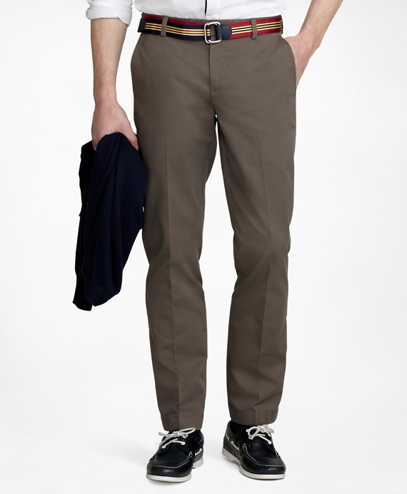 Milano Advantage Chinos® Dark Taupe