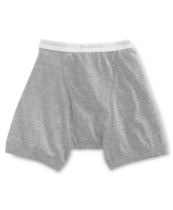 Supima® Boxer Briefs Grey