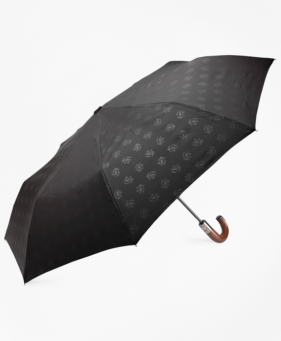 Golden Fleece® Logo Mini Umbrella Black