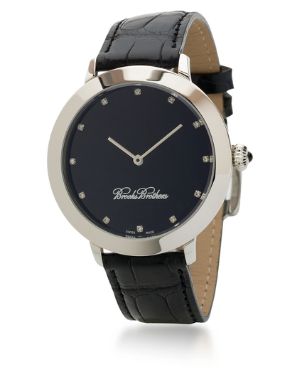 Gentleman's Diamond Dress Watch