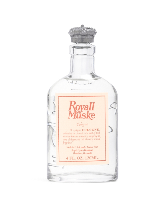 Royall Muske 4 oz. Lotion Eau De Toilette As Shown