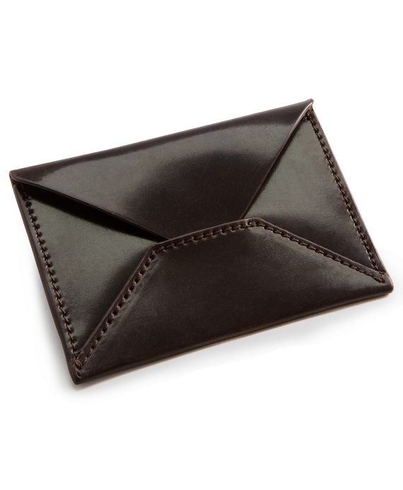 Cordovan Business Card Holder Cordovan