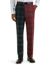 Clark Fit Tartan Plaid Pants