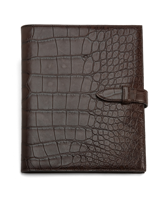 Alligator Journal Brown