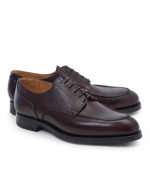 Peal & Co.® Algonquin Pebble Grain Rubber Soles Brown