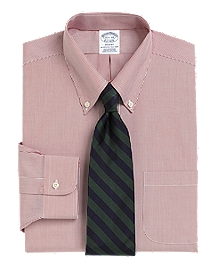 Regent Fit Stripe Dress Shirt