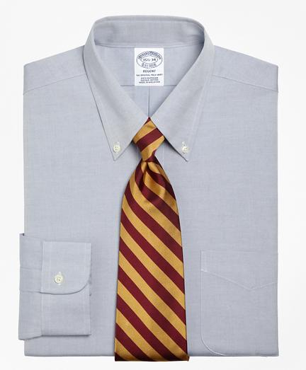 Regent Fitted Dress Shirt, Button-Down Collar