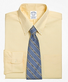 Regent Fit Button-Down Collar Dress Shirt