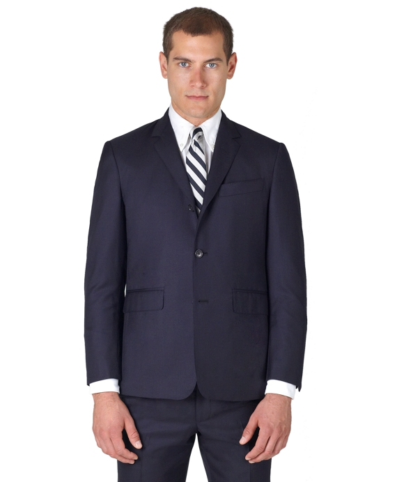Black Fleece Classic Suit Navy